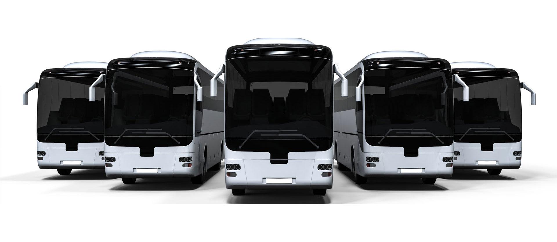 56 passengers coach bus